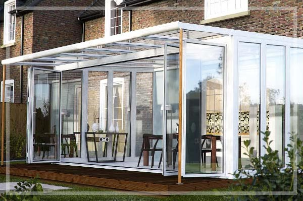 Modern Glass Extensions glass extensions - modern glazed verandas | essex